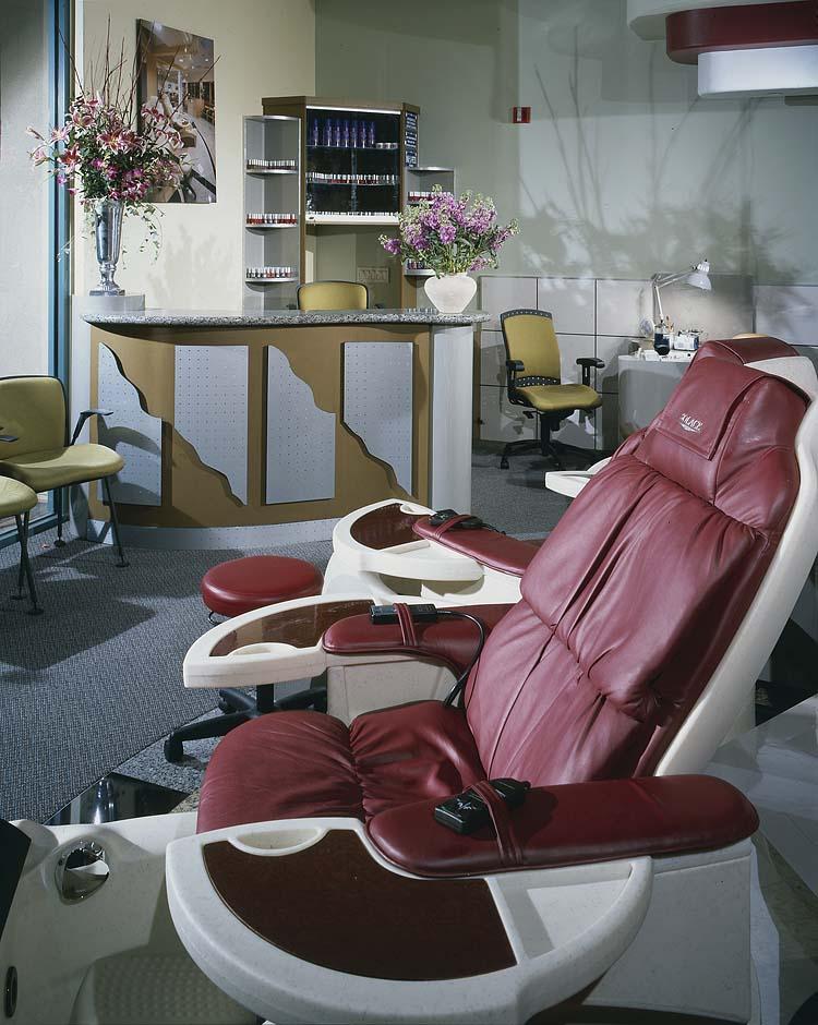 California nail salon Rolling Hills