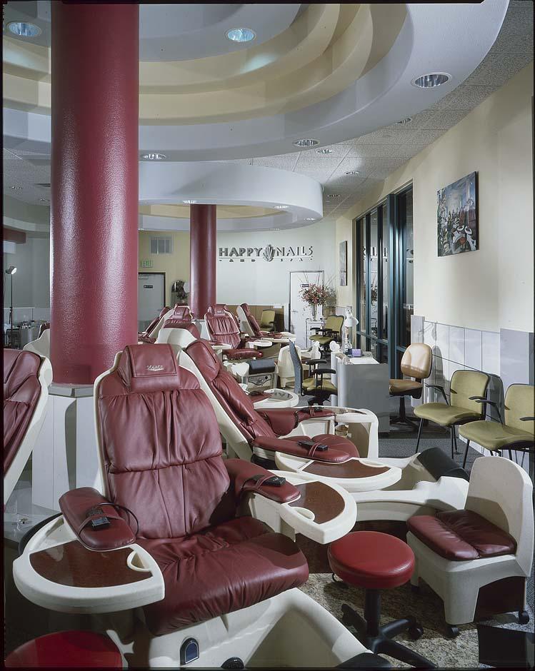 Nail salon California Peninsula
