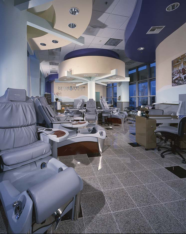Nail salon California West Hollywood