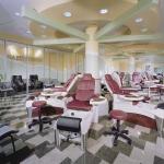 California nail spa services