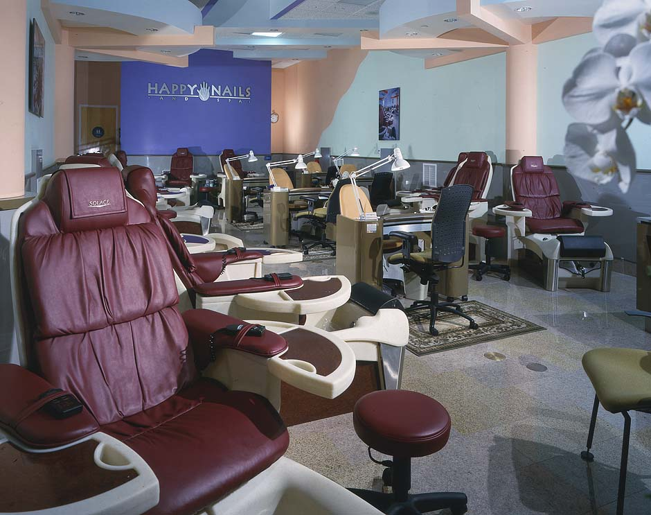 Fashion Valley Beauty Salon: Nails And Spa Salons